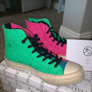 jw anderson Shoes - Jw Anderson converse